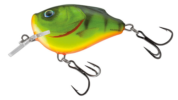SQUAREBILL FLOATING - 6cm Hot Perch