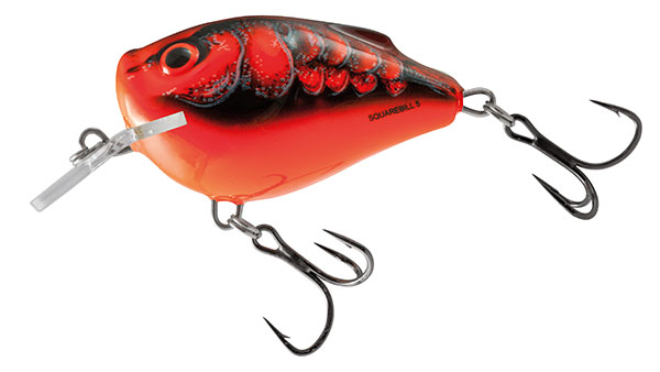 SQUAREBILL FLOATING - 6cm Demon Craw
