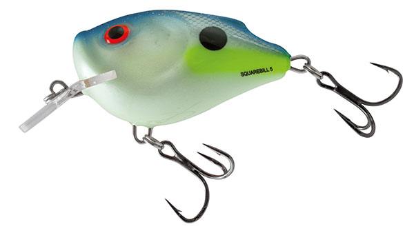 SQUAREBILL FLOATING - 6cm Sexy Shad
