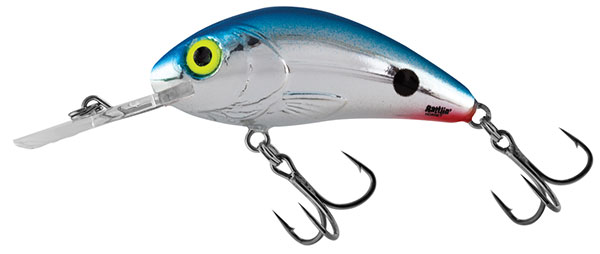 RATTLIN' HORNET FLOATING -  3.5cm Red Tail Shiner