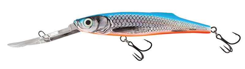 FREEDIVER SUPER DEEP RUNNER - 9cm Silver Blue Shad
