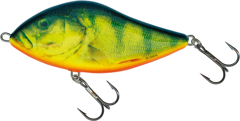 SLIDER FLOATING - 7cm Real Hot Perch