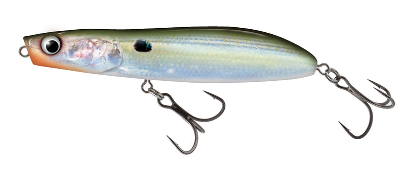 RATTLIN STICK FLOATING - 11cm Holographic Shad