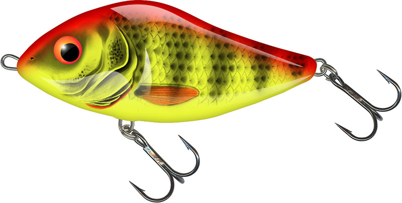 SLIDER FLOATING - 7cm Bright Perch