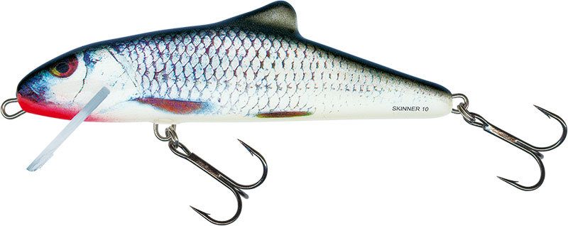 SKINNER FLOATING - 15cm Real Grey Shiner