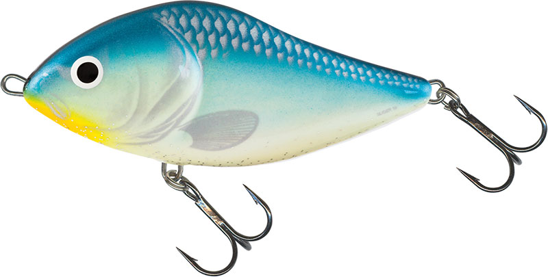 SLIDER FLOATING - 12cm BLUE BACK HERRING