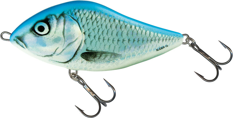 SLIDER FLOATING - 12cm HOLO SHINER
