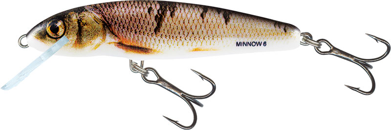 MINNOW SINKING - 9cm WOUNDED DACE
