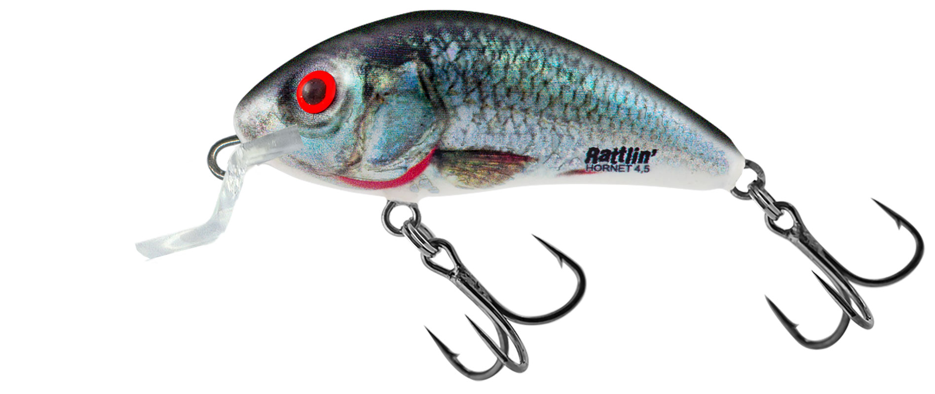 Salmo Rattlin' Hornet Shallow Holographic Real Dace
