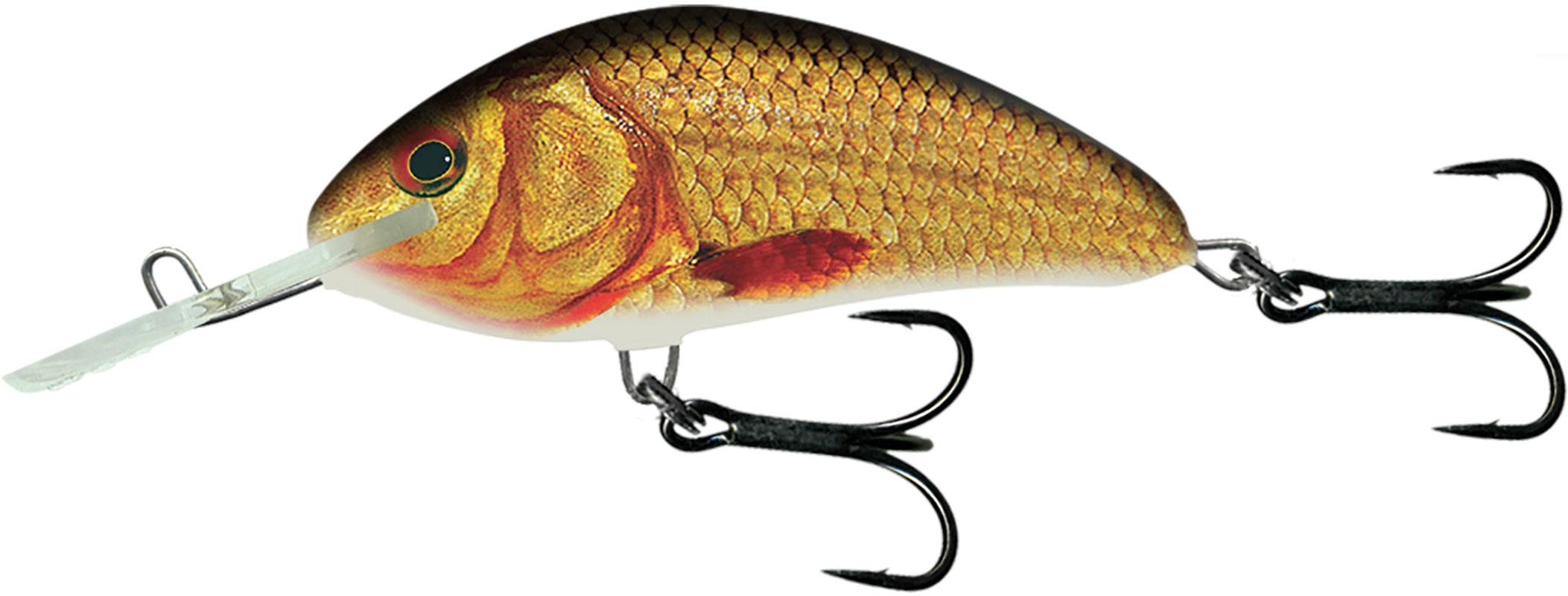 Neue Farben für den Hornet 9 9cm Golden Crucian