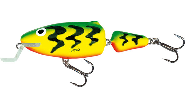 Frisky 7 Shallow Runner Green Tiger