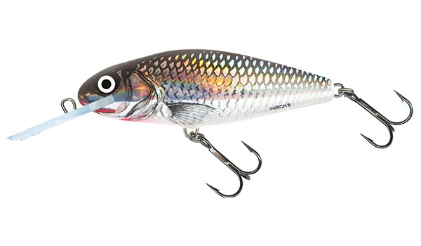 Perch 8 Deep Runner Holographic Grey Shiner