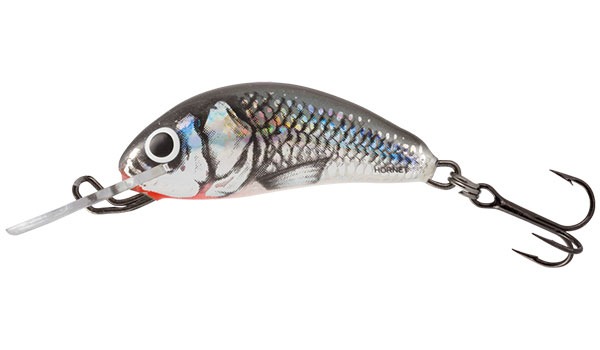 Hornet 3.5 Sinking Holographic Grey Shiner