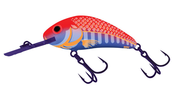 Rattlin Hornet 6.5 Floating Ultraviolet Orange