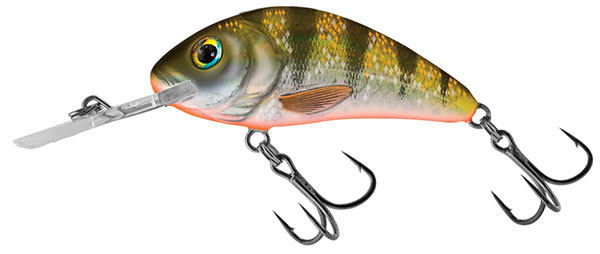 Rattlin Hornet 3.5 Floating Yellow Holographic Perch