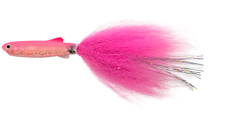 Salmo Dropshot Fry Pink Candy UV 2pc