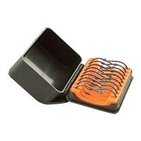 F Box hook storage case L x 2