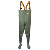 Fox Chest waders sz 7