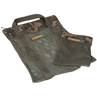 Fox Camolite Med AirDry Bag + bait bag