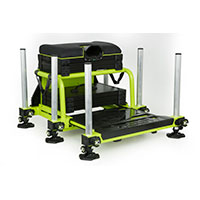 Matrix S36 Superbox Lime inc trays