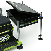 Matrix Collapsible Side Tray inc. 2 Legs