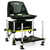 Matrix F25 system seat box